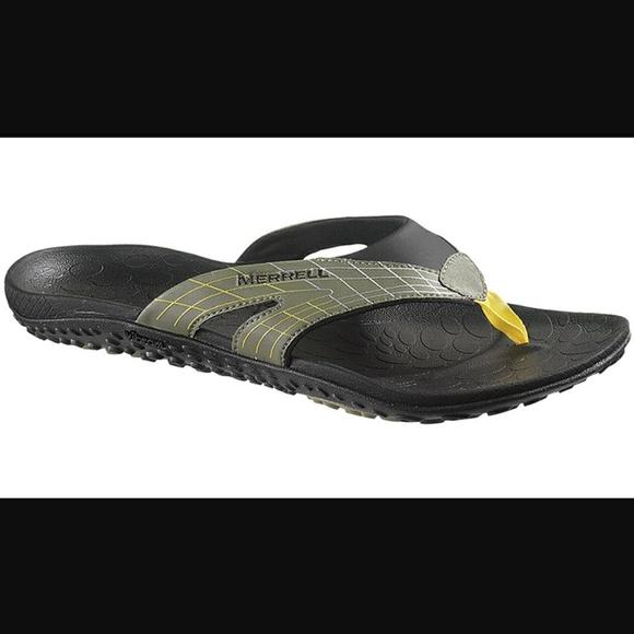 df96274b5 Merrell Paciki flip flop sandal. M 5b465b70a5d7c6cf95f55e6a